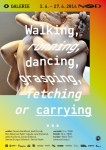 Walking, Running, Dancing, Grasping, Fetching or Carrying...