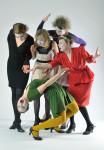 Balkánské rytmy s pantomimou