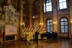 Den české státnosti a předávání Stříbrných medailí oživili Boni pueri