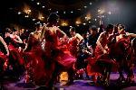 Španělská taneční show vPraze