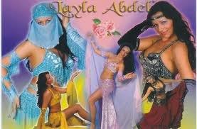 Rozhovor sorientální tanečnící LAYLOU ABDEL