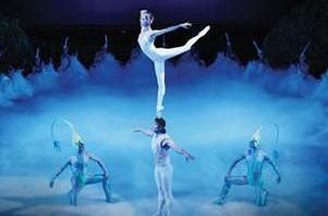 Je čínský tanec ještě tanec nebo spíše akrobacie?