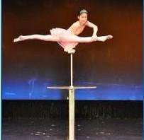 Mysleli jste, že balet a cirkus  nejde dohromady?