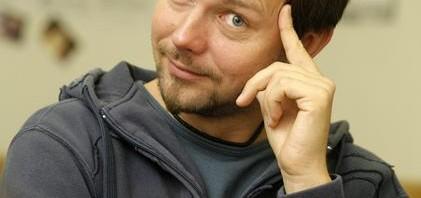 Jak se chystá herec  Michal Slaný na  21.12.2012, tedy na předpokládaný  konec světa?