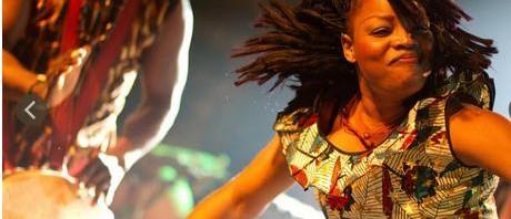 Tradiční rytmy západní Afriky