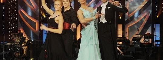 Královnou tanečního parketu 2013 se stává……