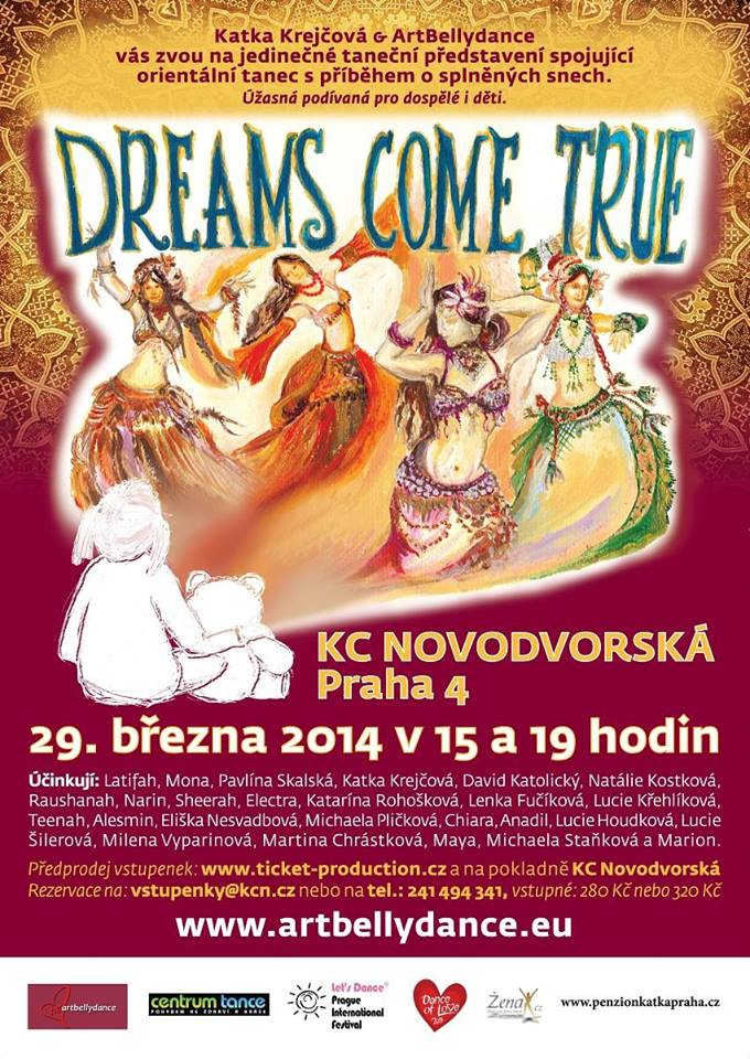 Plakat_Dreams_Come_True