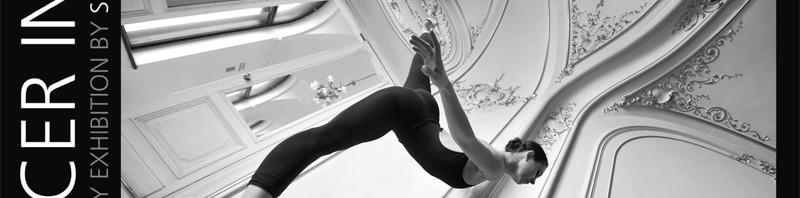 Výstava fotografií baletních umělců – exkluzivně