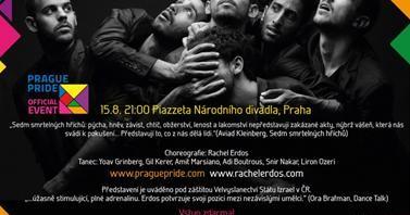 Festival Prague Pride – srpen 2014