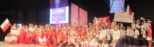 Jak probíhalo Mistrovství světa vShow dance 2014?