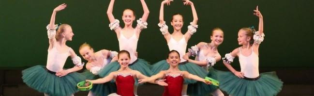Balet a step vjednom představení?