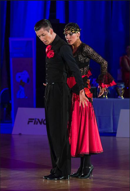 MČR_showdance_2014