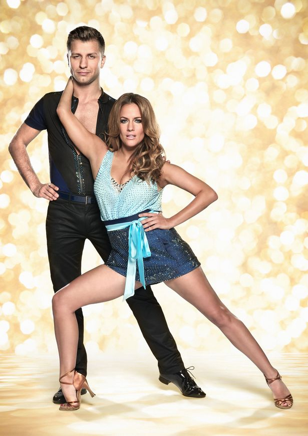 Pasha-Kovalev-and-Caroline-Flack-on-Strictly-Come-Dancing