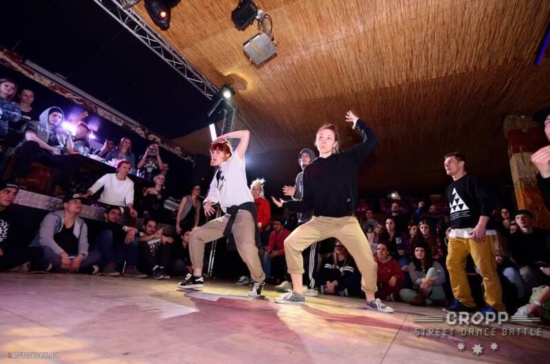 1ccafd4e858 Cropp Street Dance Battle rozhýbal Ostravu v rytmu hip hopu ...