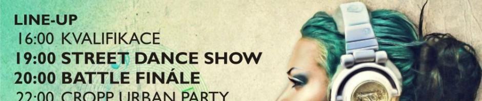Cropp Street Dance Battle rozhýbal Ostravu vrytmu hip hopu