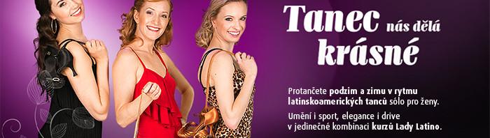 Taneční škola VAVRUŠKA zahajuje nové kurzy
