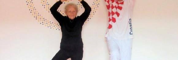 EDA PARMA píše taneční hity, tančí i cvičí