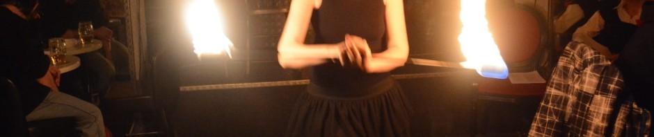 Tanec sohněm