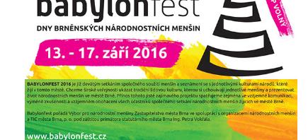 Babylonfest Brno 2016