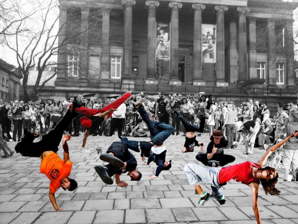 Stret-Dance