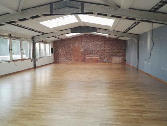 Nový taneční prostor s názvem SECTOR