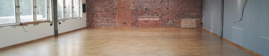 Nový taneční prostor