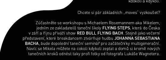 Breakdance míří do České republiky
