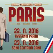 PARIS THE SHOW přiváží do Prahy a Brna nejkrásnější francouzské šansony