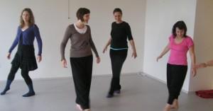 tanecniterapie