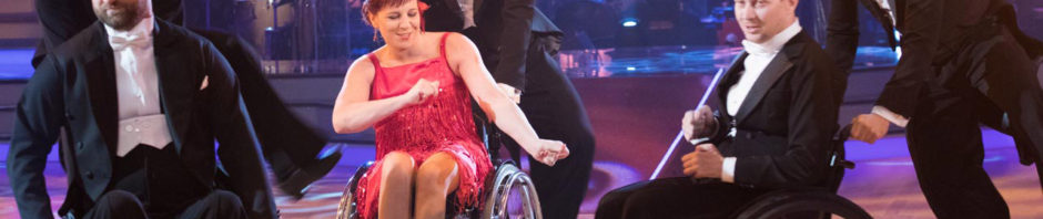Benefiční Stardance aneb Když hvězdy tančí pro  Centrum Paraple