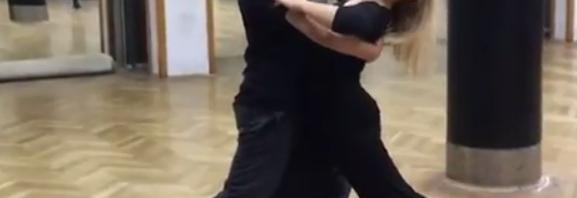 Hvězda seriálu Ordinace vrůžové zahradě Libor Stach tančí Waltz