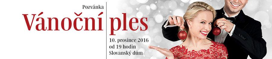 Vánoční ples Taneční školy Vavruška