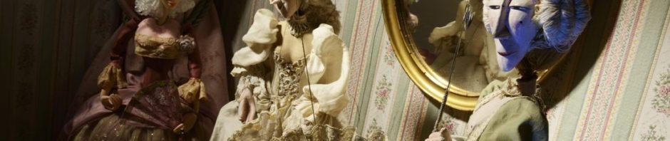 Kouzelná výstava pohyblivých loutek vpražské Portheimce