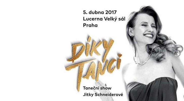 Taneční show Díky tanci