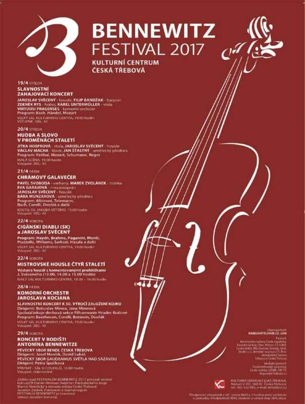 FESTIVAL BENNEWITZ 2017