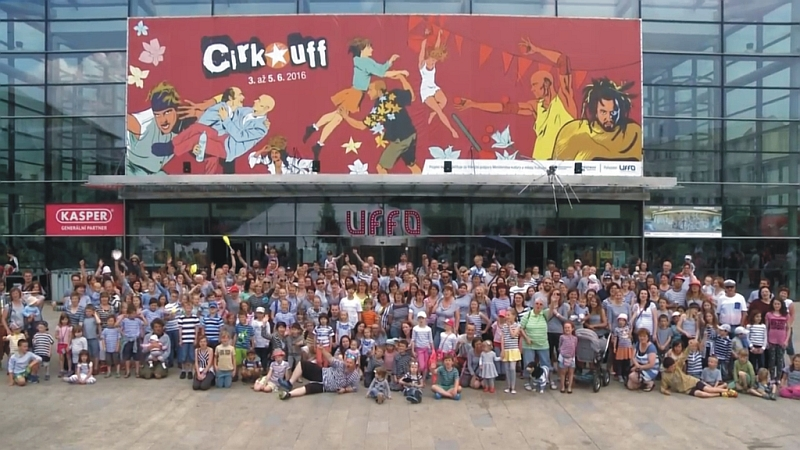 Festival Cirk-UFF  začíná!
