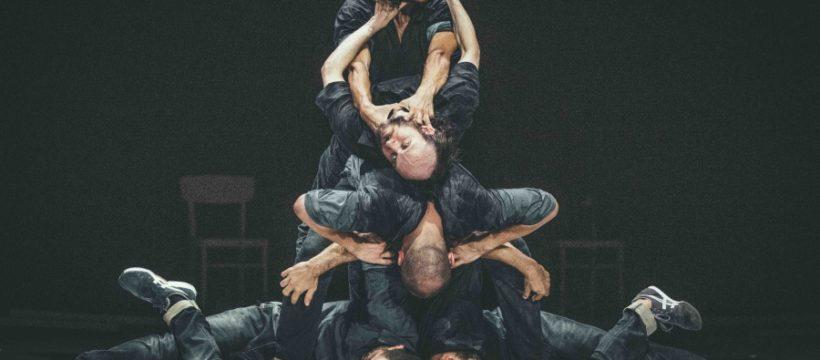 Fractus –  hlavní událost festivalu Tanec Praha