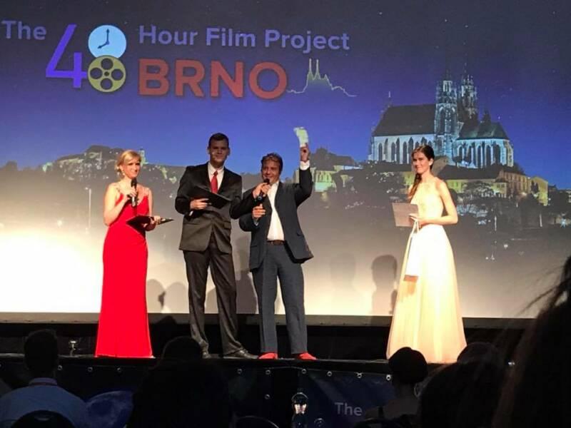 """Kdo se stal vítězem prvního brněnského filmového festivalu  """"48 Hour Film Project""""?"""