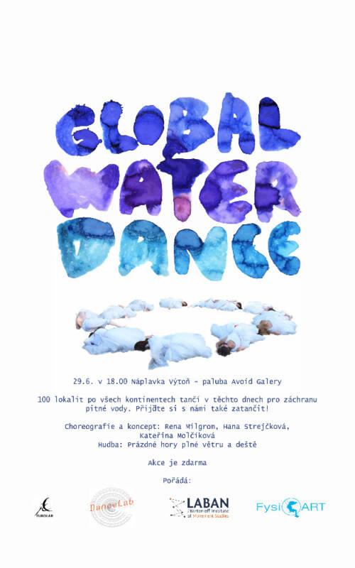 Podpořte tancem  pitnou vodu a tím i celou planetu!!!