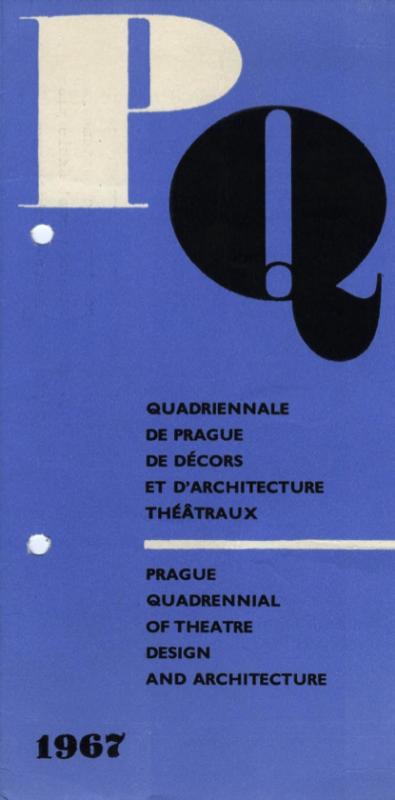 Pražské Quadrenniale – světová výstava divadla a scénografie – slaví 50 let