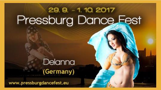 Pressburg dance fest 2017