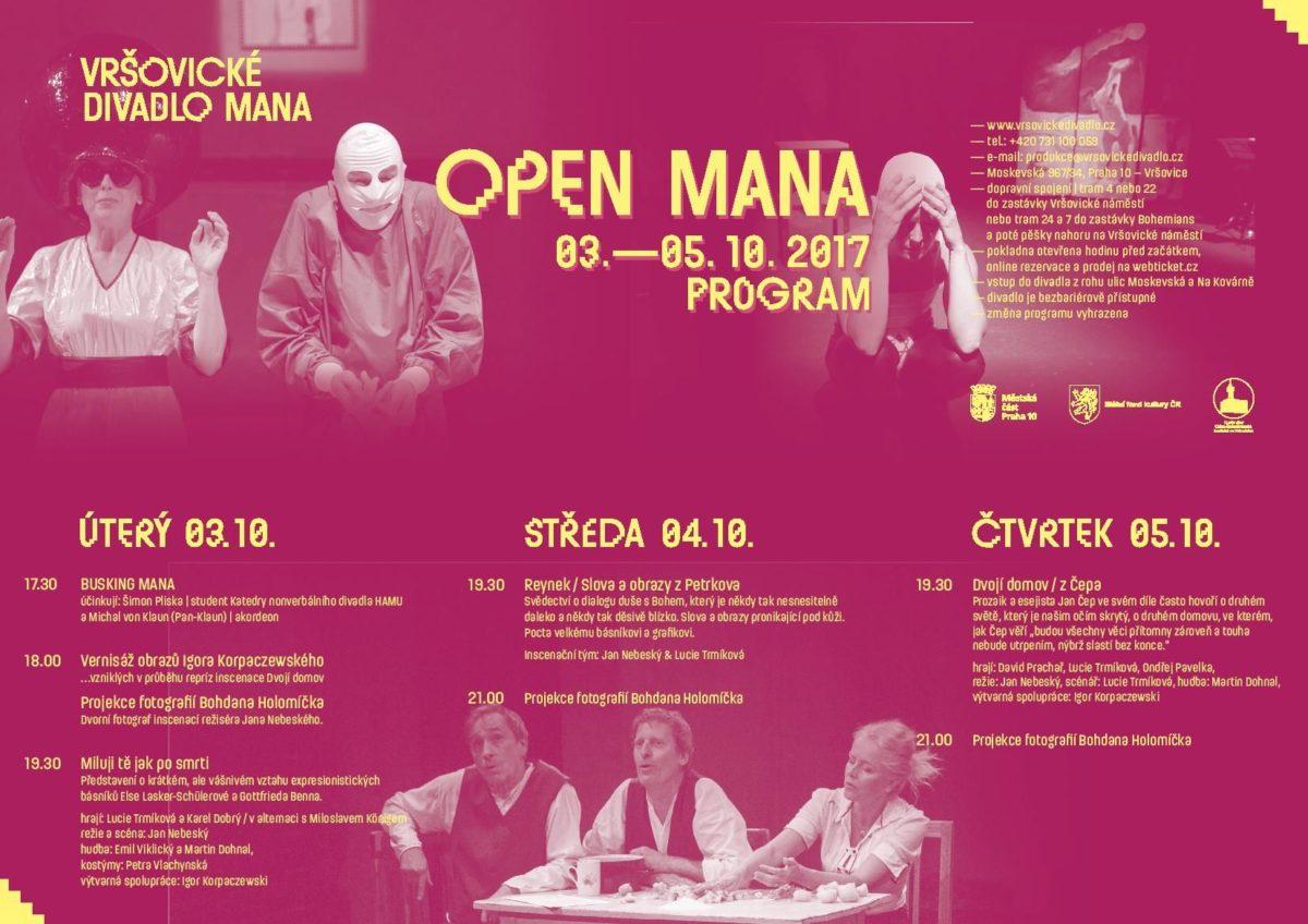 Festival Open MANA