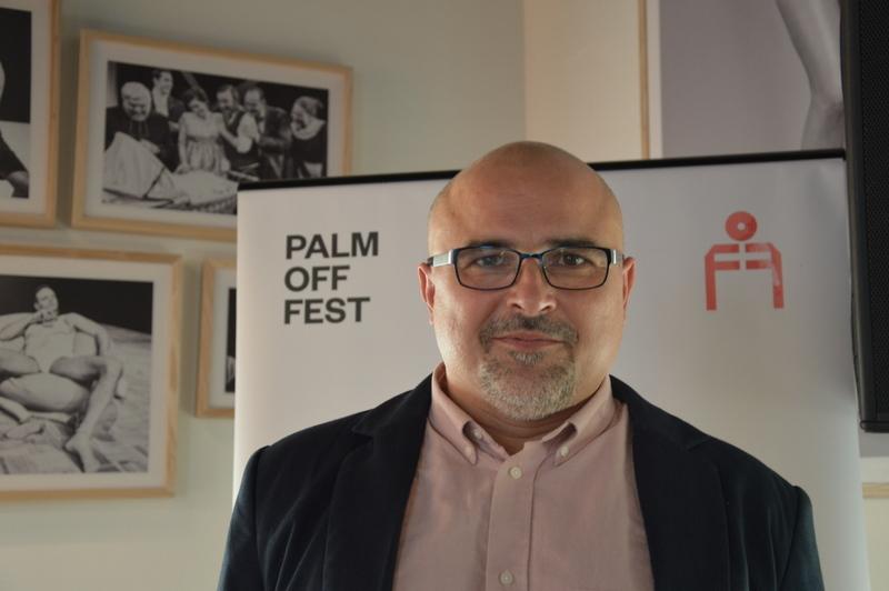 2.ročník mezinárodního divadelního festivalu Palm Off začíná 20.října