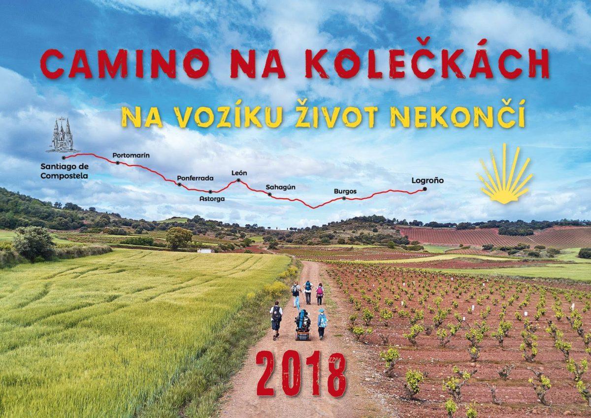 CAMINO NA KOLEČKÁCH – oficiální trailer