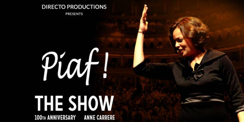 """""""Piaf! The Show."""" VPraze i vBrně!"""