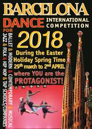 BARCELONA DANCE AWARD 2018