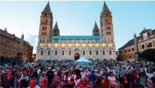 Festival vChorvatsku a Maďarsku