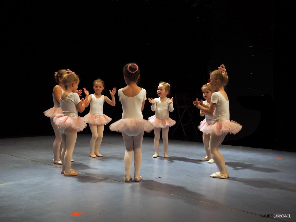 Gala Taneční školy JANY TOMANOVÉ kzávěru školního roku na Dlabačově