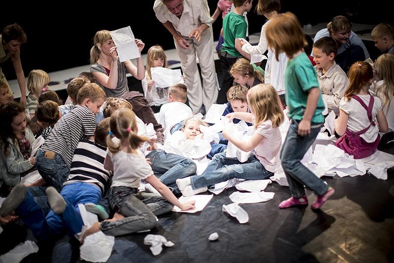 Svět zpapíru (nejen) dětem na míru