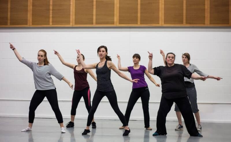 Letní taneční program pro malé i velké vBALLADINE
